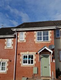 Thumbnail 2 bed terraced house to rent in Clos Ger Y Maes, Tircoed Village, Penllergaer