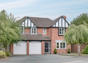 Thumbnail 5 bed detached house for sale in Royal Worcester Crescent, The Oakalls, Bromsgrove