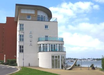 Thumbnail 1 bedroom flat to rent in Lifeboat Quay, Poole