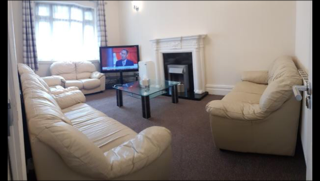Thumbnail 7 bed shared accommodation to rent in Kingswood Road, Manchester