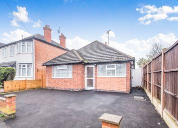 Thumbnail 3 bed detached bungalow for sale in Maple Road, Thurmaston, Leicester