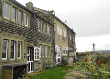Thumbnail 3 bed terraced house for sale in Sowerby Croft, Norland, Sowerby Bridge
