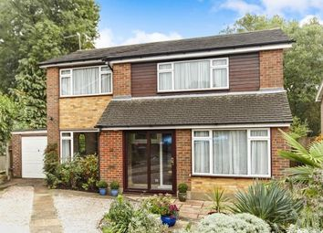 Thumbnail 3 bed detached house for sale in Taunton Ave, Caterham, Surrey, .