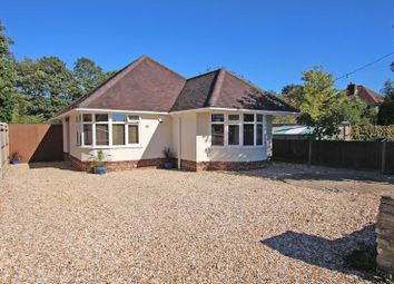 Thumbnail 3 bed detached bungalow for sale in Dene Way, Ashurst, Southampton