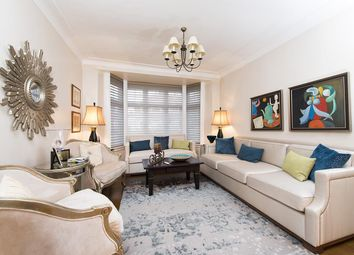 Thumbnail 4 bed semi-detached house for sale in Grampian Gardens, London