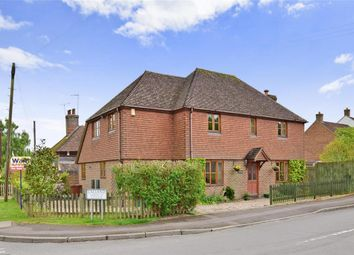 Thumbnail 4 bed detached house for sale in Plain Road, Smeeth, Ashford, Kent