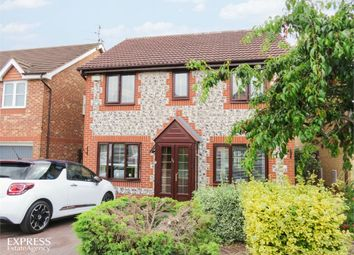Thumbnail 4 bed detached house for sale in Ashness Close, Gamston, Nottingham
