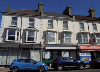 Thumbnail 3 bed flat to rent in Seaside, Eastbourne