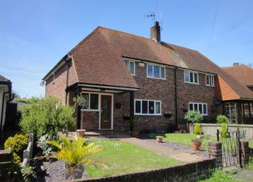 Thumbnail 3 bed semi-detached house for sale in Ramsgate Road, Broadstairs