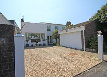 Thumbnail 3 bed detached house for sale in The Lydgate, Milford On Sea, Lymington