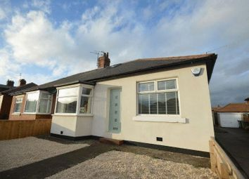 Thumbnail 3 bedroom semi-detached bungalow for sale in Debdon Gardens, Newcastle Upon Tyne