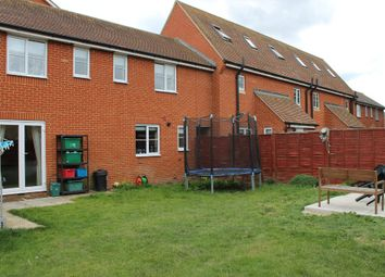 Thumbnail 3 bedroom end terrace house to rent in Septimus Drive, Highwoods, Colchester