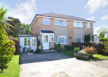 Thumbnail 3 bed semi-detached house for sale in Lucerne Road, Shanklin