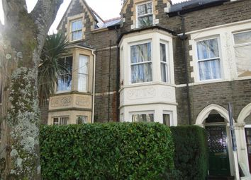 Thumbnail 2 bed flat for sale in Conway Road, Pontcanna, Cardiff, South Glamorgan
