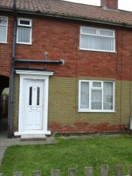 Thumbnail 3 bed terraced house to rent in Cheviot Crescent, Billingham