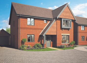 Thumbnail 5 bed detached house for sale in The Buttercup, Popeswood Grange, London, Binfield, Berkshire