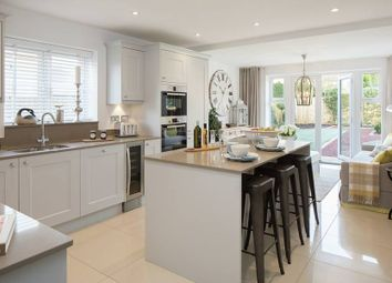 "Thumbnail 5 bed detached house for sale in ""The Hatfield"" at Waterbutt Row, Cambridge Road, Quendon, Saffron Walden"