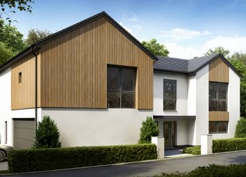 Thumbnail 4 bed detached house for sale in Looseleigh Lane, Crownhill, Plymouth