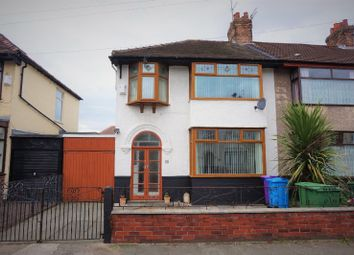 Thumbnail 3 bed end terrace house for sale in Birchdale Road, Liverpool