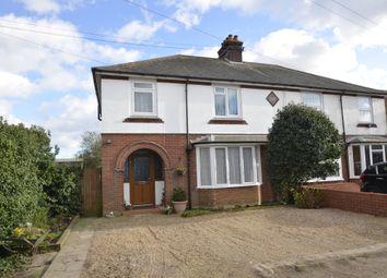 3 bed semi-detached house for sale in Hawkes Lane, Felixstowe IP11