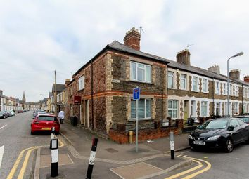 Thumbnail 1 bed flat for sale in Donald Street, Roath, Cardiff