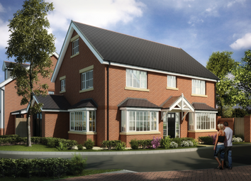Thumbnail 5 bed detached house for sale in The Cranbrook, Garstang Road, Catterall, Lancashire