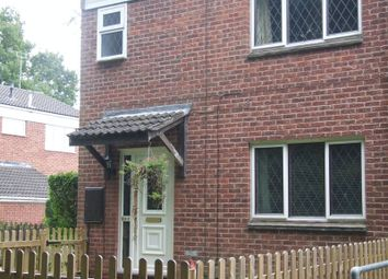 Thumbnail 2 bedroom terraced house to rent in Ibstock Close, Redditch