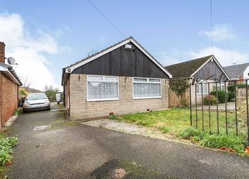 Thumbnail 3 bed bungalow for sale in The Oval, North Anston, Sheffield, South Yorkshire
