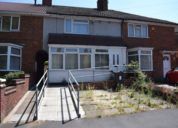 Thumbnail 3 bed terraced house for sale in Avebury Grove, Birmingham