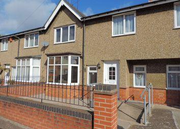 Thumbnail 2 bedroom terraced house for sale in Queen Eleanor Terrace, Northampton