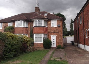 Thumbnail 4 bed semi-detached house to rent in Linkside, Woodside Park