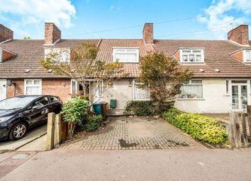 Thumbnail 2 bedroom terraced house for sale in Dagenham, London, United Kingdom