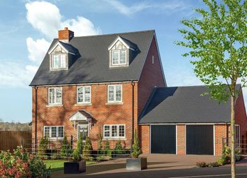 """Thumbnail 4 bed detached house for sale in """"The Oatvale"""" at Oxford Road, Benson, Wallingford"""