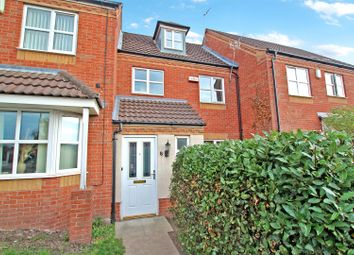 Thumbnail 3 bed town house for sale in Murray Close, Bestwood, Nottingham