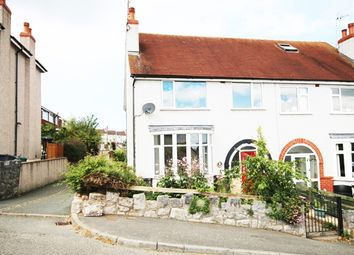 Thumbnail 3 bed semi-detached house to rent in Upland Road, Colwyn Bay