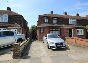 Thumbnail 2 bed end terrace house to rent in Harrow Crescent, Romford