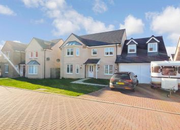 Thumbnail 4 bed detached house for sale in Wester Kippielaw Loan, Dalkeith