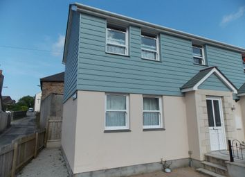 Thumbnail 2 bed semi-detached house to rent in Fords Row, Redruth, Cornwall