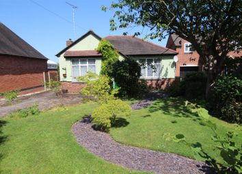 Thumbnail 2 bed bungalow for sale in Field Lane, Horninglow, Burton-On-Trent