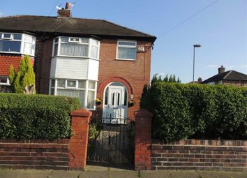 Thumbnail 3 bed semi-detached house for sale in North Road, Droylsden, Manchester