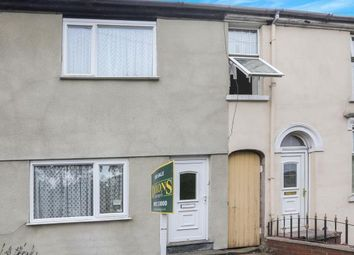 Thumbnail 3 bedroom terraced house for sale in Hordern Road, Wolverhampton, West Midlands