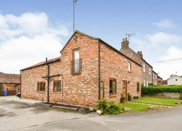 Thumbnail 3 bed barn conversion for sale in Carr Lane, Weel, Beverley
