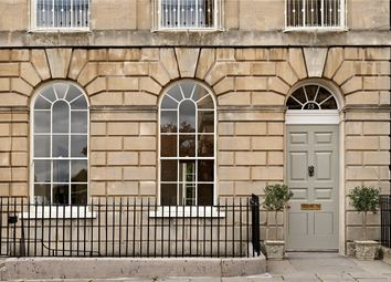 2 bed terraced house to rent in Marlborough Buildings, Bath, Somerset BA1