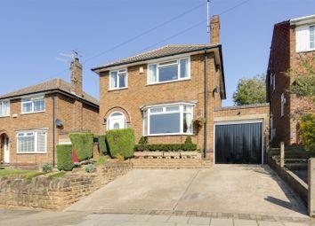 Tunstall Road, Woodthorpe, Nottinghamshire NG5. 3 bed detached house