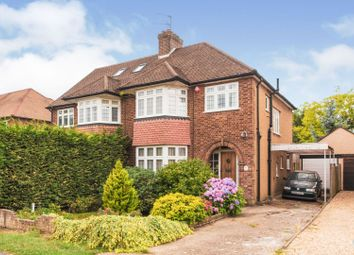 3 bed semi-detached house for sale in The Chase, Stanmore HA7