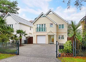 Thumbnail 4 bedroom detached house for sale in Bodley Road, Canford Cliffs, Poole, Dorset