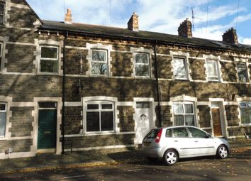Thumbnail 3 bed flat for sale in Adamsdown Square, Roath, Cardiff