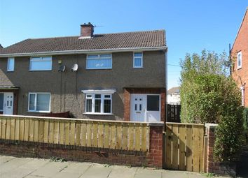 Thumbnail 2 bed semi-detached house to rent in Lytchfeld, Leam Lane, Gateshead