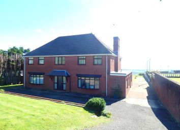 Thumbnail 4 bed detached house for sale in Cefn Road, Bonymaen, Swansea