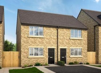 Thumbnail 2 bed mews house for sale in Clarence Gardens, Oxford Road, Burnley